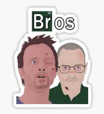 Breaking Bad - Bros Sticker