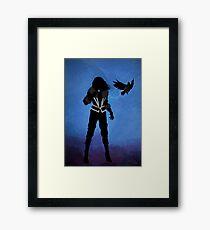 'The Witcher' - Yennefer Framed Print