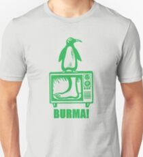 "Monty Python - ""BURMA!"" T-Shirt"