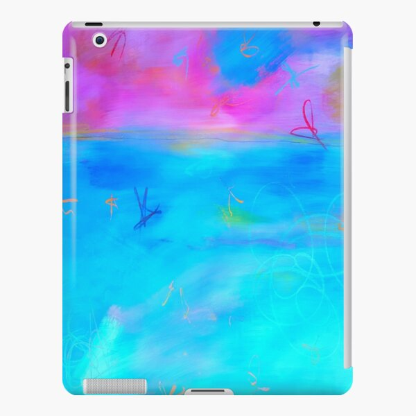 Modern Abstract Painting 2 iPad Snap Case