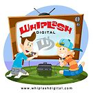 Whiplash Digital Logo by whiplashdigital