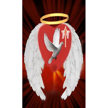 † ❤ † ❤ † A HEART HEALED IPHONE CASE † ❤ † ❤ † by Rapture777