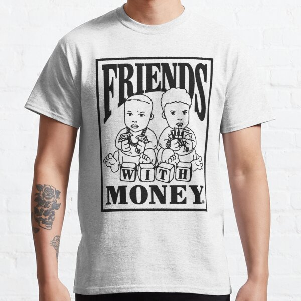 Friends with money logo Classic T-Shirt