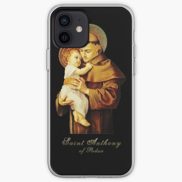 Saint Anthony of Padua iPhone Soft Case