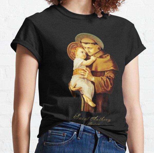 Saint Anthony of Padua Classic T-Shirt