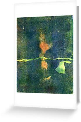 Broccoli Heads II - 4 - c by Nadia Korths