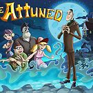 The Attuned: Title Screen Artwork by whiplashdigital