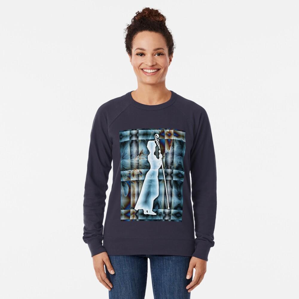 Personification of Order Lightweight Sweatshirt