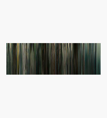 Moviebarcode: Children of Men (2006) Photographic Print