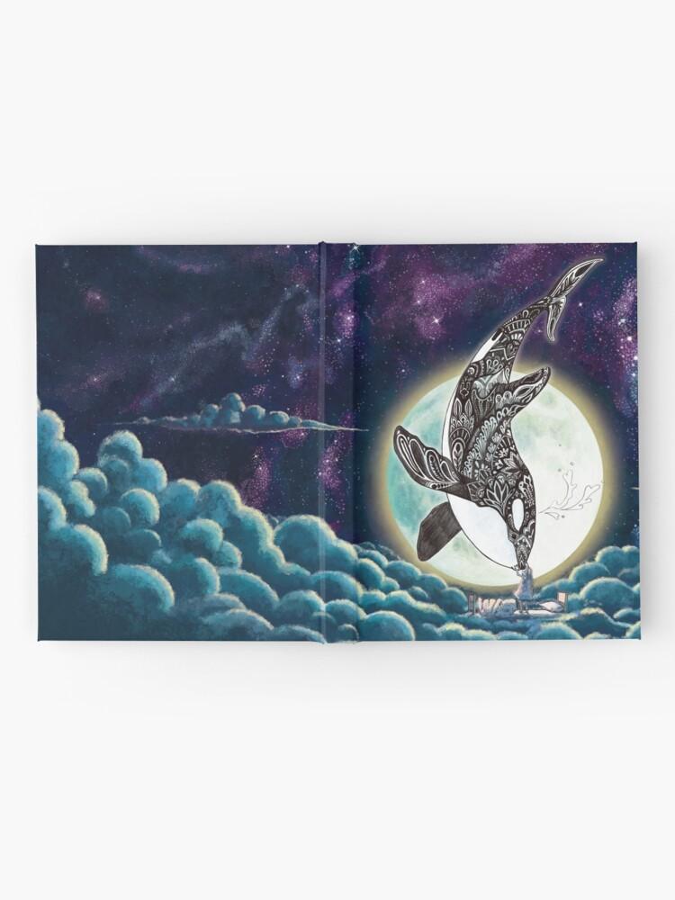 Alternate view of Kiss Good Night - Orca III Hardcover Journal