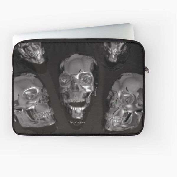 Metal Skulls Laptop Sleeve