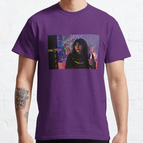 Nadja at a Rave Classic T-Shirt