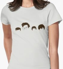 The Sound Of The Smiths Women's Fitted T-Shirt