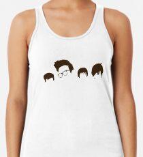 Camiseta de tirantes para mujer El sonido de los Smith