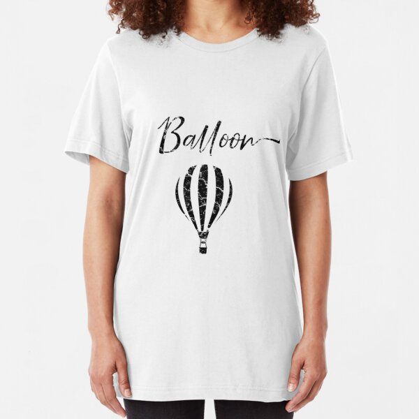 air Balloon Girls Youth Graphic T Shirt Design By Humans