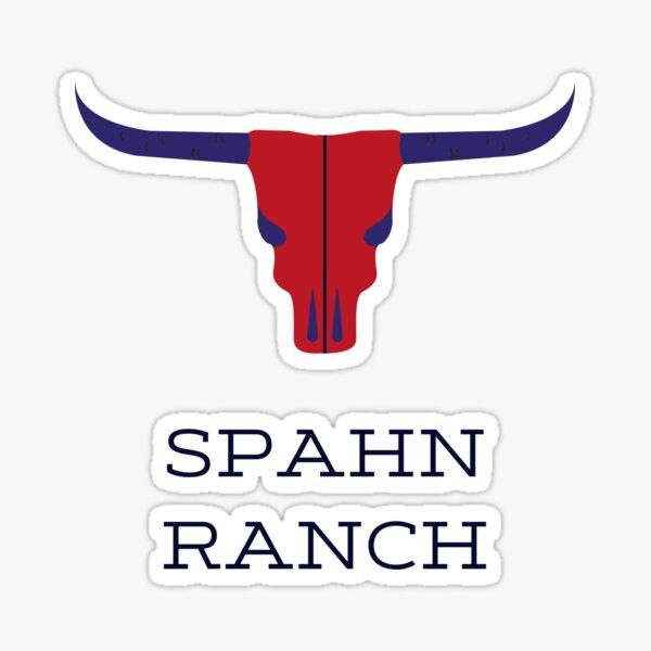 Charles Manson Family Spahn Ranch Sticker