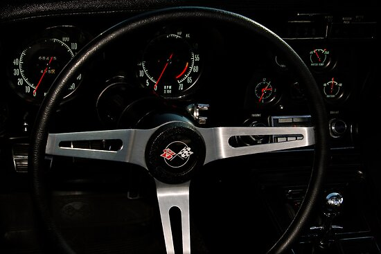 Stingray Cockpit by dlhedberg