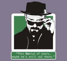 Heisenberg, This GEnius...