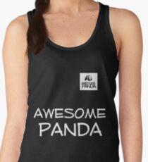 awesome Panda tee Women's Tank Top