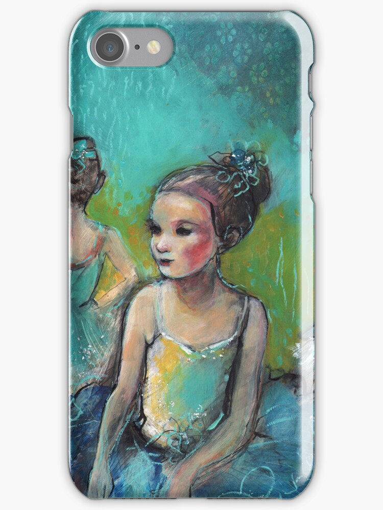Ballerinas by Maria Pace-Wynters