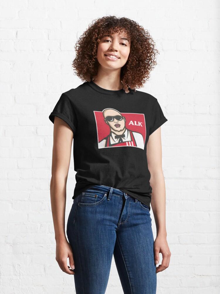 Alternate view of Alkpote KFC Classic T-Shirt
