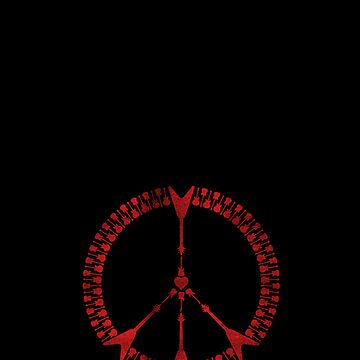 peace love rock'n'roll by sjem