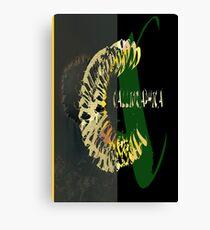 CALLIGRAPHIC 1 Canvas Print