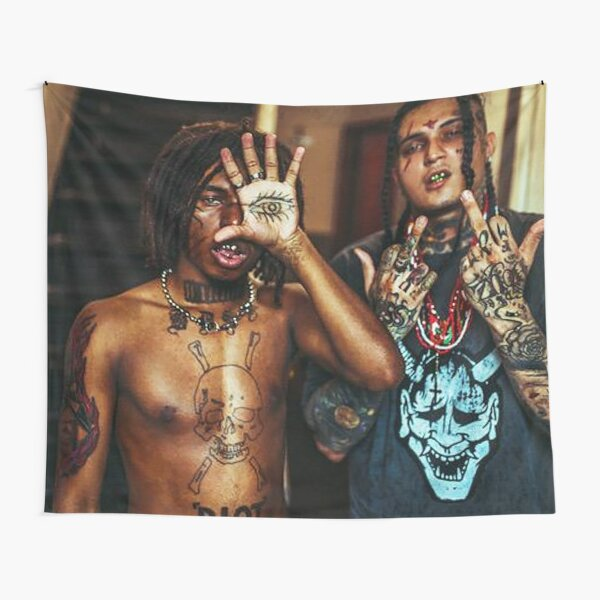 Sixci New City As Good As Dead American Tour 2020 Tapestry