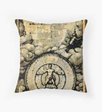 Historia Metaphysica Throw Pillow