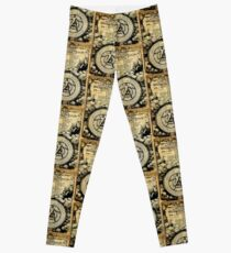 Historia Metaphysica Leggings