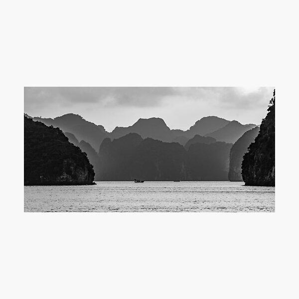 Ha Long Bay, Vietnam Photographic Print