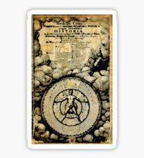 Historia Metaphysica Sticker