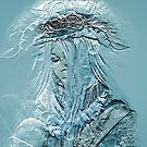 Lady In Blue by CarolM