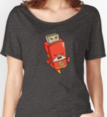 Flash Drive Women's Relaxed Fit T-Shirt