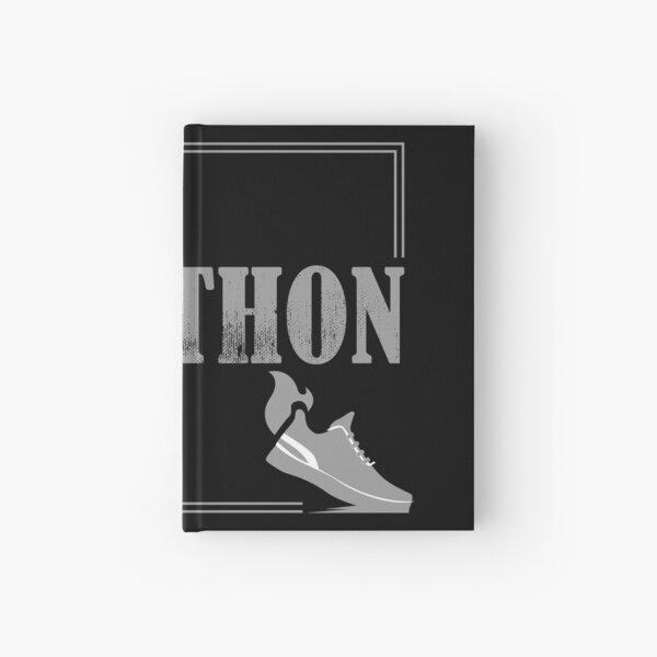 half marathon shirts,half marathon gifts Hardcover Journal