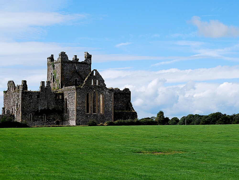 Dunbrody Abbey by Kate Fortune