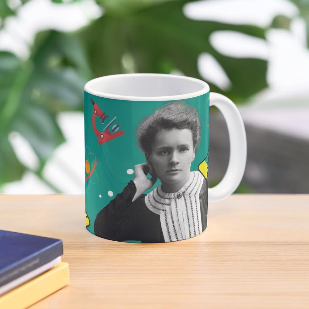 Marie Curie - Scientist Mug