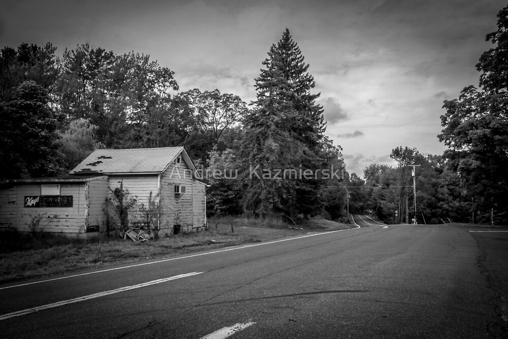 Old Country Road by andykazie