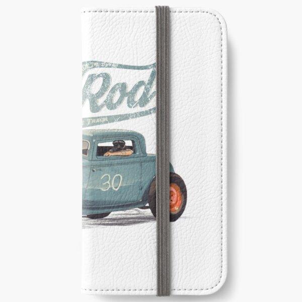 Hot Rod - Race The Devil iPhone Wallet
