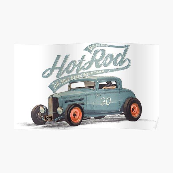 Hot Rod - Race The Devil Poster