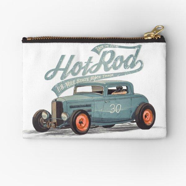 Hot Rod - Race The Devil Zipper Pouch