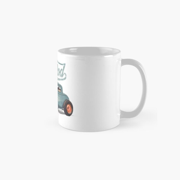 Hot Rod - Race The Devil Classic Mug