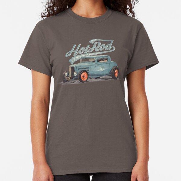 Hot Rod - Race The Devil Classic T-Shirt