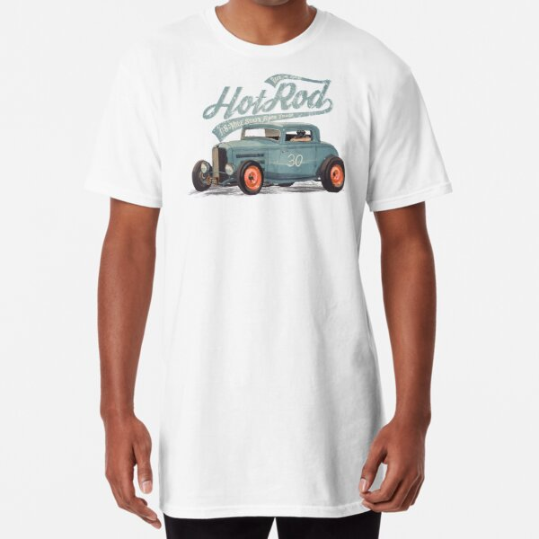 Hot Rod - Race The Devil Long T-Shirt