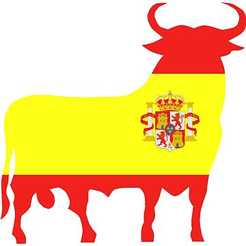 Spanish Bull by B5designs