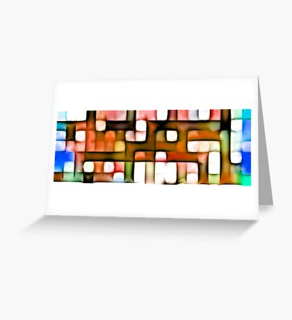 Delicate Design Greeting Card