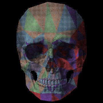 Jester's Skull by sjem