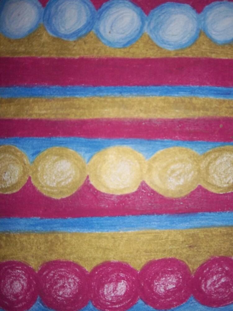 Beads in pastel by Stefanie Sharp