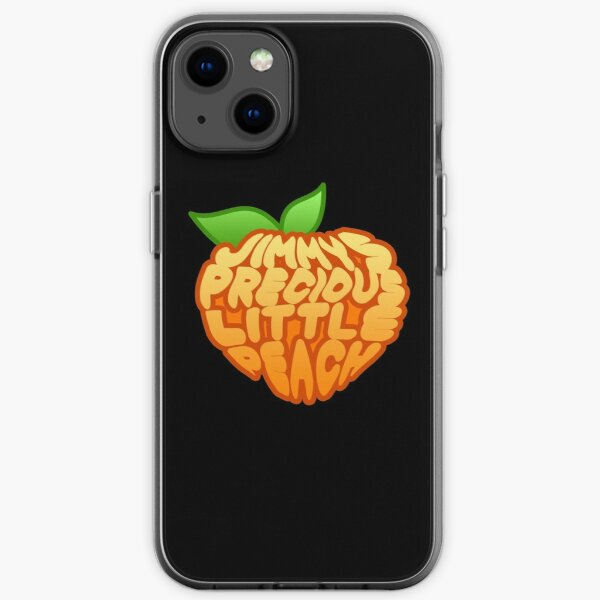 Precious Little Peach iPhone Soft Case