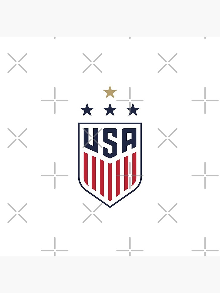 USWNT US Womens National Soccer Team by symbolized